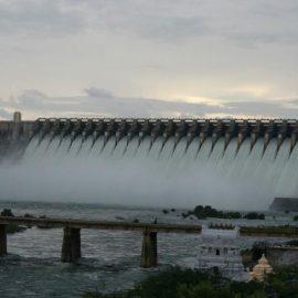 Dam In Odisha