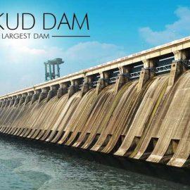 All about Hirakud Dam